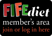 Fife Diet Member's Area - Click here to log in or join